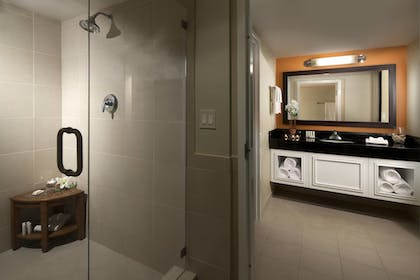 Bathroom | Courtyard by Marriott Fort Lauderdale East/Lauderdale-by-the-Sea
