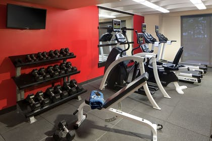 Fitness Facility | Courtyard by Marriott Fort Lauderdale East/Lauderdale-by-the-Sea