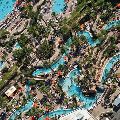 Outdoor Pool | MGM Grand Hotel & Casino