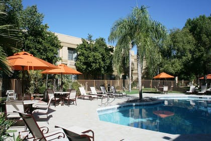 Outdoor Pool | Best Western Tucson Int'l Airport Hotel & Suites