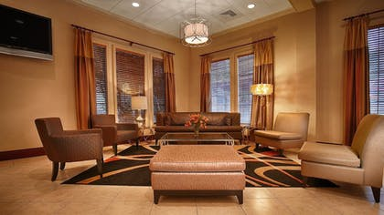 Lobby | Best Western Tucson Int'l Airport Hotel & Suites
