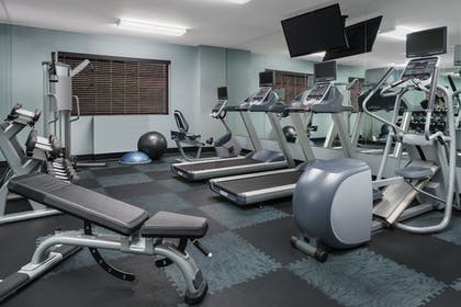 Fitness Facility | Holiday Inn Charlotte University Executive Park