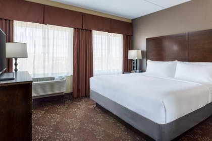 Guestroom | Holiday Inn Charlotte University Executive Park