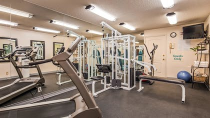 Fitness Facility   Best Western Superstition Springs Inn