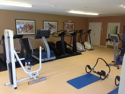 Gym | Cape Codder Resort and Spa