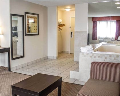 Jetted Tub | Norwood Inn & Suites North Conference Center