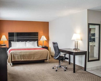 Room | Norwood Inn & Suites North Conference Center