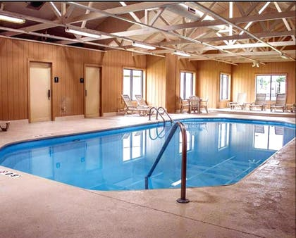 Private Pool | Norwood Inn & Suites North Conference Center