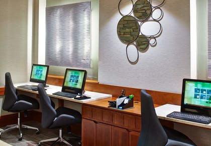 Business Center | Courtyard by Marriott Rochester Brighton