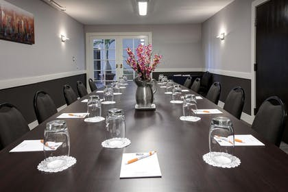 Meeting Facility | Bentley's Boutique Hotel, BW Premier Collection