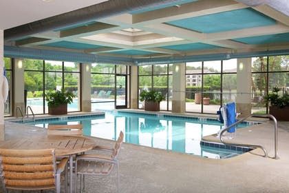 Pool   DoubleTree Suites by Hilton Raleigh-Durham