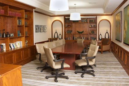 Meeting Facility   DoubleTree Suites by Hilton Raleigh-Durham