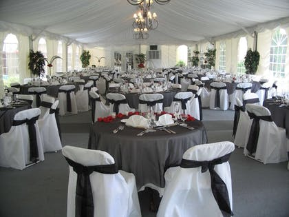 Ballroom   DoubleTree Suites by Hilton Raleigh-Durham