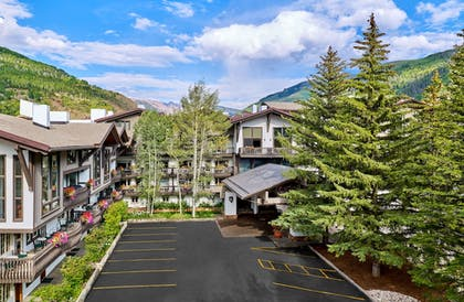 Parking | The Lodge at Vail, A RockResort