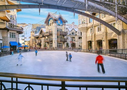 Ice Skating | The Lodge at Vail, A RockResort