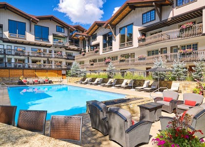 Outdoor Pool | The Lodge at Vail, A RockResort