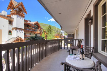 Balcony | The Lodge at Vail, A RockResort