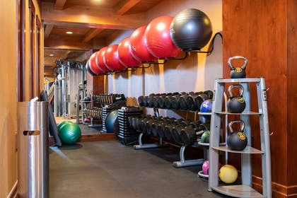 Gym | The Lodge at Vail, A RockResort