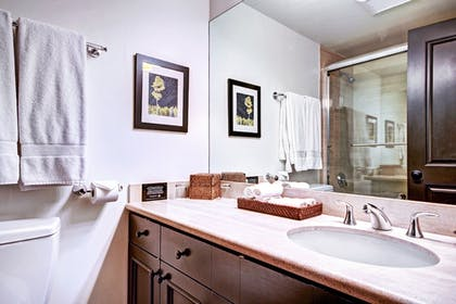 Bathroom Sink | The Lodge at Vail, A RockResort