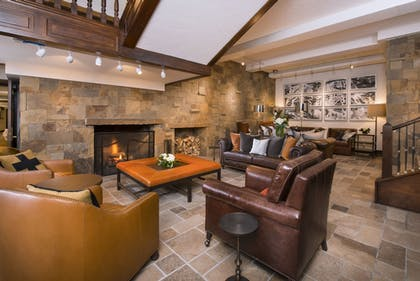 Lobby Lounge | The Lodge at Vail, A RockResort