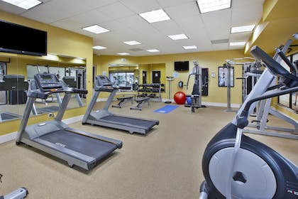 Fitness Facility   Best Western Okemos/East Lansing Hotel & Suites