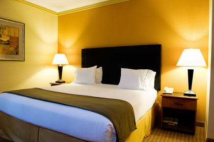Guestroom   Holiday Inn Express & Suites Irving Dfw Airport North