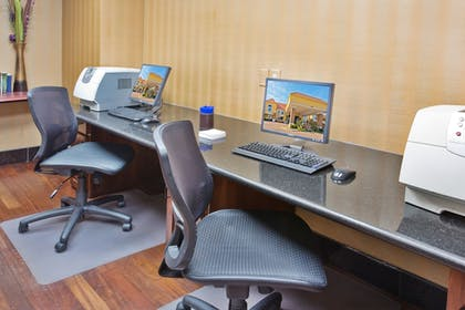 Business Center   Holiday Inn Express & Suites Irving Dfw Airport North