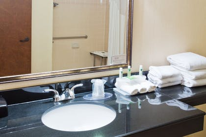 Bathroom   Holiday Inn Express & Suites Irving Dfw Airport North