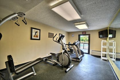Fitness Facility | Comfort Inn & Suites Clearwater Pinellas Park