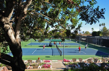 Tennis Court | Shadow Mountain Resort