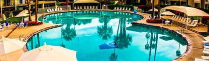 Outdoor Pool | Shadow Mountain Resort