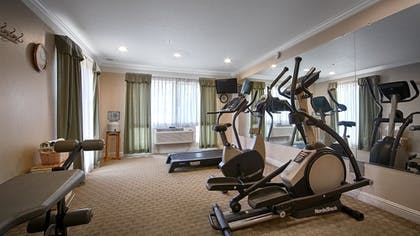 Fitness Facility | Best Western Colonial Inn