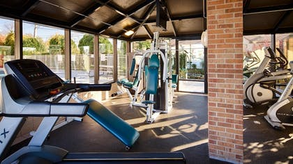 Fitness Facility | Best Western Inn of St. Charles