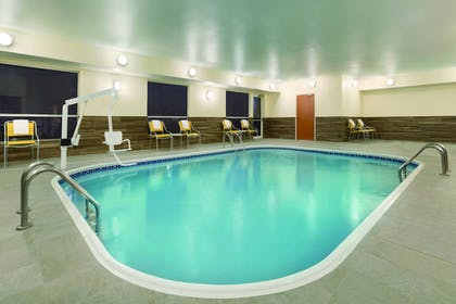 Sports Facility | Fairfield Inn & Suites Bismarck South
