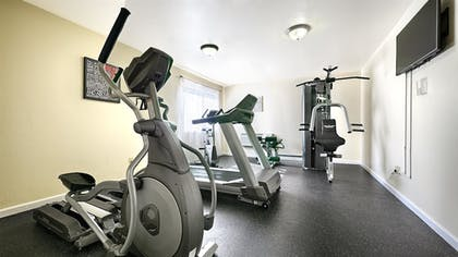 Fitness Facility | Best Western Plus Sonora Oaks Hotel & Conference Center