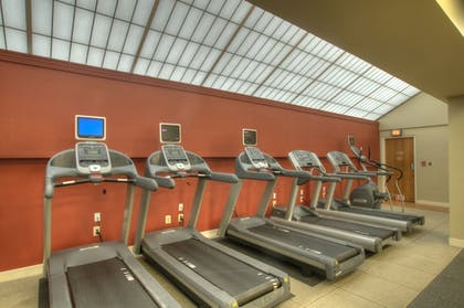 Fitness Studio | DoubleTree by Hilton Hotel Washington DC - Crystal City