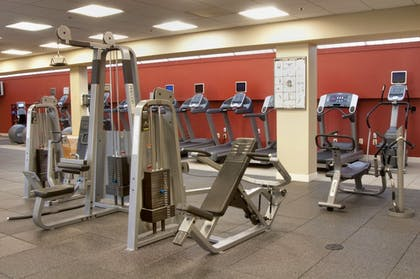 Gym | DoubleTree by Hilton Hotel Washington DC - Crystal City