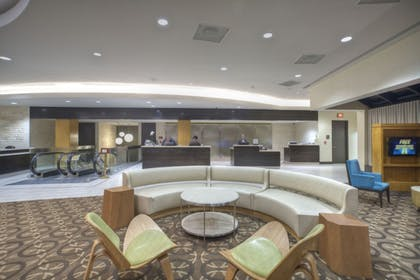 Check-in/Check-out Kiosk | DoubleTree by Hilton Hotel Washington DC - Crystal City