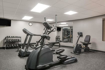 Fitness Facility | Wyndham Garden Cross Lanes Charleston