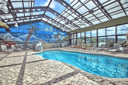 Indoor Pool | Wyndham Garden Cross Lanes Charleston