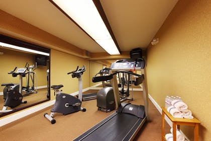Fitness Facility | Holiday Inn Asheville Biltmore