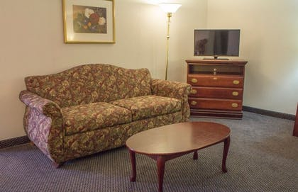 Living Room | The View Inn & Suites