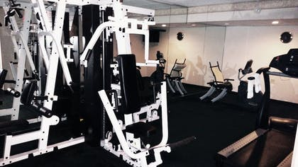Fitness Facility | The View Inn & Suites