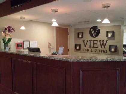 Reception | The View Inn & Suites