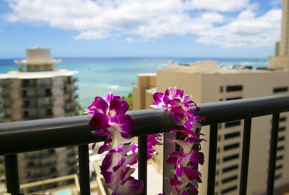 Balcony | Waikiki Resort Hotel