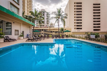 Outdoor Pool | Waikiki Resort Hotel