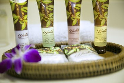 Bathroom Amenities | Waikiki Resort Hotel