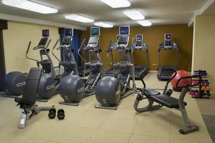 Fitness Studio | DoubleTree by Hilton Hotel Denver