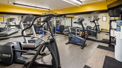 Fitness Facility | Best Western Plus Canyonlands Inn