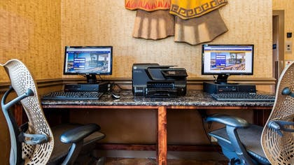 Business Center | Best Western Plus Canyonlands Inn